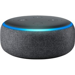 Amazon Echo Dot (3rd Gen) Charcoal