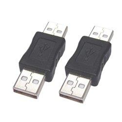 Αντάπτορας USB-A αρσενικό & USB-A αρσενικό