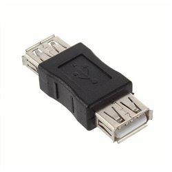 Αντάπτορας USB-A θηλυκό σε USB-A θηλυκό