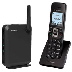 Alcatel IP2215 Cordless IP DECT Phone