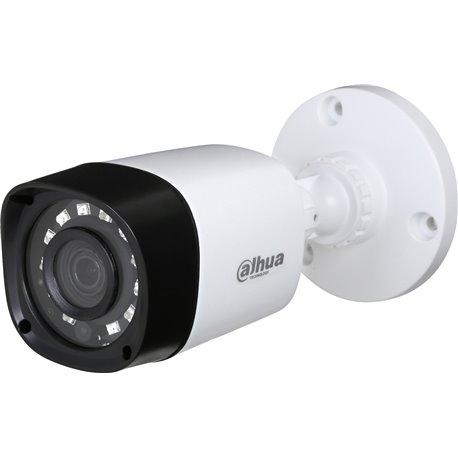 DAHUA HAC-HFW1200R 2.8mm bullet camera 1080p (TVI/AHD/CVI/CVBS)
