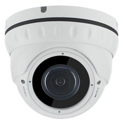 KTEC D200VW dome camera 1080p μεταλλική anti vandal (TVI/AHD/CVI/CVBS)