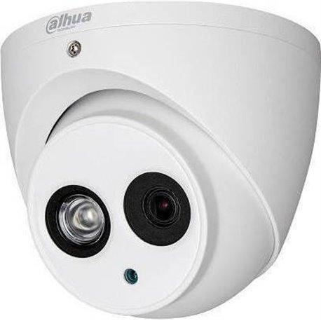 DAHUA HAC-HDW1801EM-A 3.6mm dome camera 8MP Built-in Mic