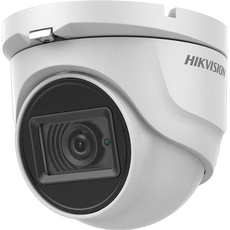 HIKVISION DS-2CE76U7T-ITMF 2.8 8MP (4K) EXIR 2.0 dome camera εξωτερικού χώρου