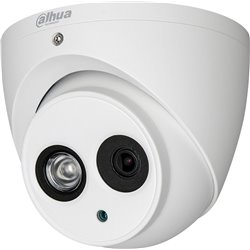 DAHUA HAC-HDW1400EM-A 2.8mm dome camera 4MP Built-in Mic