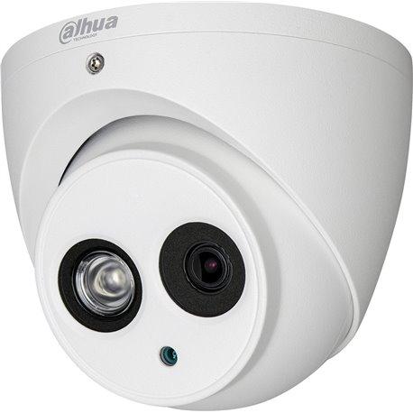 DAHUA HAC-HDW1400EM-A 2.8mm dome camera 4MP Built-in Mic