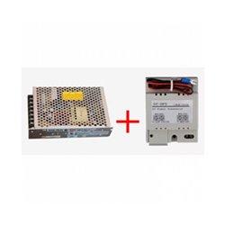 SB PS5 + DPS Τροφοδοτικό Θυροτηλεόρασης + Μικτής bus 2 καλωδίων 2Easy