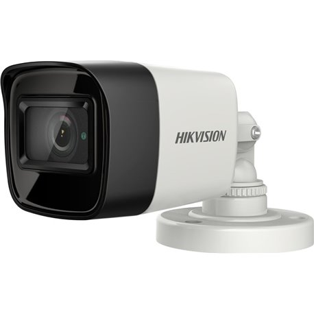 HIKVISION - DS-2CE16H0T-ITPFS 2.8mm bullet camera 5 MP Built-in Microphone