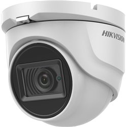 HIKVISION DS-2CE76H0T-ITMF 2.4mm Dome Camera 5MP (4 in 1)