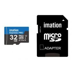 IMATION κάρτα μνήμης MicroSDHC UHS-3 32GB