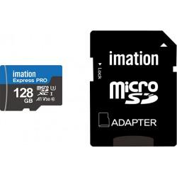 IMATION κάρτα μνήμης MicroSDHC UHS-3 128GB