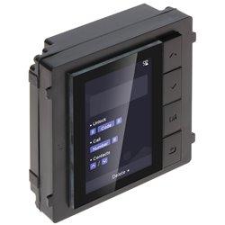 Δικτυακή οθόνη θυροτηλεόρασης HIKVISION DS-KD-DIS