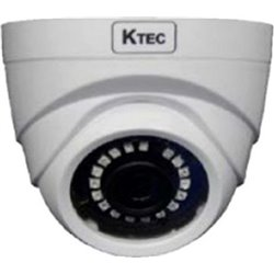 KTEC D200PL 2.8mm dome camera 1080p (TVI/AHD/CVI/CVBS)