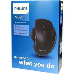 Ασύρματο ποντίκι Philips SPK7624 M624