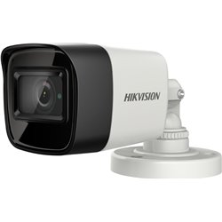 HIKVISION DS-2CE16U1T-ITPF 2.8 8MP (4K) EXIR 2.0 bullet camera εξωτερικού χώρου (4 in 1)