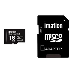 Imation Express Pro κάρτα μνήμης MicroSDHC UHS-1 16GB