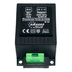 Μετασχηματιστής 16.6V 30W