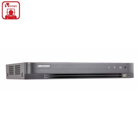 HIKVISION iDS-7208HQHI-K1/4S Καταγραφικό 8 καναλιών & 4 IP