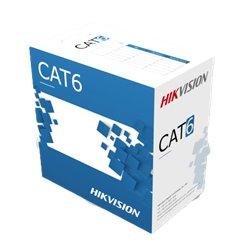 HIKVISION DS-1LN6-UE-W CAT6 305m ΚΑΛΩΔΙΟ ΔΙΚΤΥΟΥ