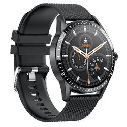 Bakeey Y20 Smartwatch Μαύρο Bluetooth 5.0