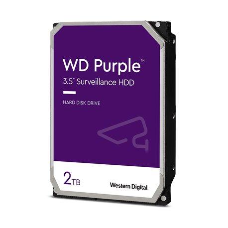 Western Digital Purple HDD 2TB WD20PURZ