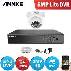 ANNKE SET 2MP(1080P) DW81KD+ 1 ΚΑΜΕΡΑ ANNKE C51BM