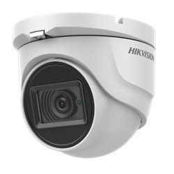HIKVISION - DS-2CE76D0T-ITMFS 2.8mm dome camera 1080p Built-in Microphone