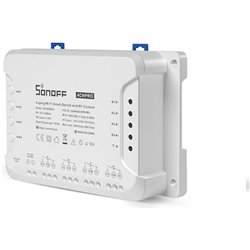 Sonoff 4CH PRO R3 - Έξυπνος Ασύρματος Διακόπτης Wifi 4 Καναλιών