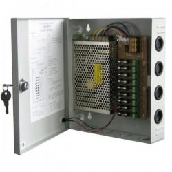 Τροφοδοτικό CCTV 9ch 5A YDSBOX12-90-5