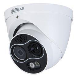 DAHUA TPC-DF1241 Dome δικτυακή θερμική κάμερα 4MP
