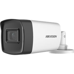 HIKVISION DS-2CE17H0T-IT3F(C) 2.8mm Bullet Camera 5MP (4 in 1)