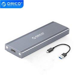ORICO PRM2F-C3 θήκη για Μ.2 SSD NGFF (SATA) B-KEY USB3.1 5Gbps Aluminum