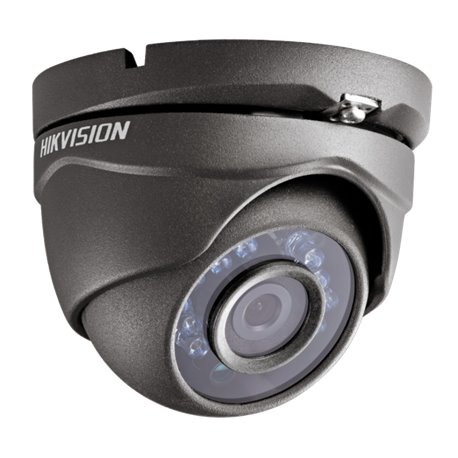 HIKVISION DS-2CE56D0T-IRMF ΓΚΡΙ 2.8mm dome camera 1080p (4 in 1)