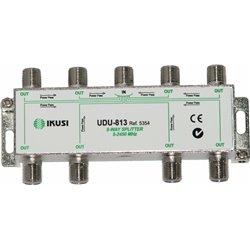 IKUSI 8-ways splitter UDU-813