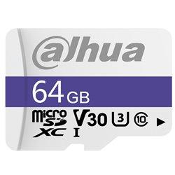 DAHUA TF-C100/64G Surveillance κάρτα μνήμης MicroSDHC UHS-III 64GB