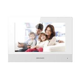 Δικτυακή οθόνη θυροτηλεόρασης HIKVISION DS-KH6320-WTE1-W White WiFi