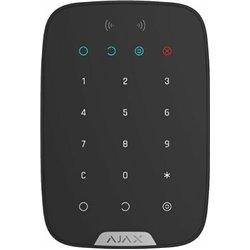Ajax KeyPad Plus Ασύρματο πληκτρολόγιο Μαύρο