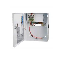 Τροφοδοτικό CCTV 4ch 5A με Backup ZTP 12-05/4ch