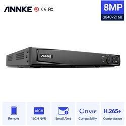 ANNKE N46PCK Δικτυακό Καταγραφικό 16 IP POE 8MP