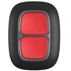 Ajax Double Button Black