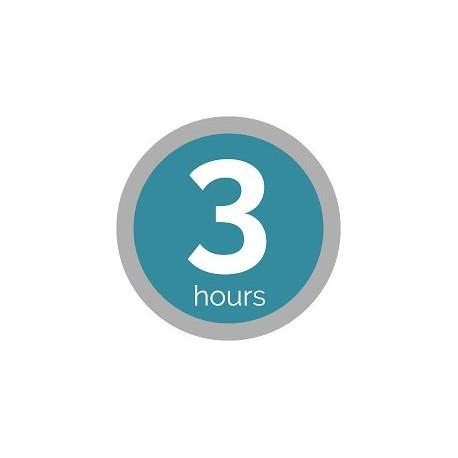 Πακέτο 3 ώρων