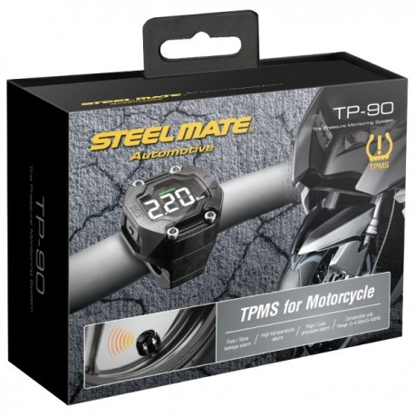 Έλεγχος ελαστικών moto TP-90