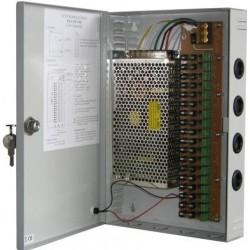 Τροφοδοτικό CCTV 18ch 20A YDSBOX12-240-18 240W