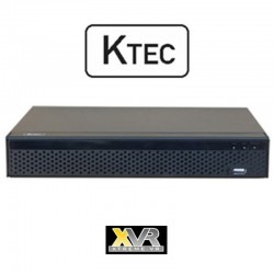 KTEC KT-5016HD 5MP (TVI/AHD/CVI/Analog/IP) Καταγραφικό 16 καναλιών
