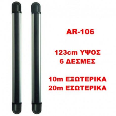 ART-AR-106 Δέσμες εξωτερικού χώρου
