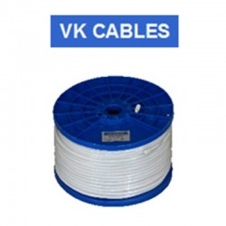 VK 6x0.22 TCCA 100m καλώδιο συναγερμού