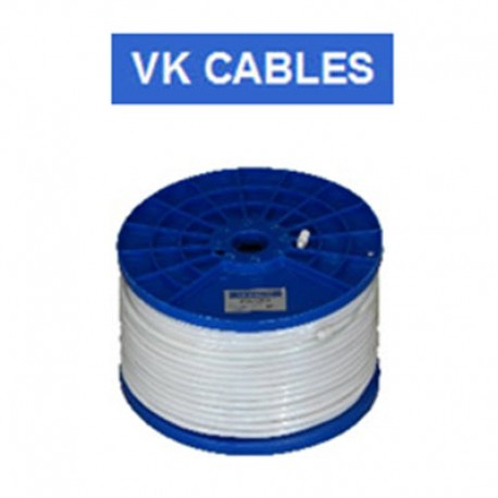 VK 4x0.22 TCCA 100m καλώδιο συναγερμού