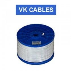 VK 12x0.22 TCCA 100m καλώδιο συναγερμού