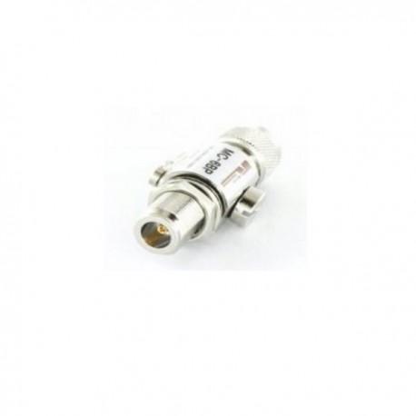 Αντικεραυνική Προστασία με γείωση - κατάλληλο για connector N-type