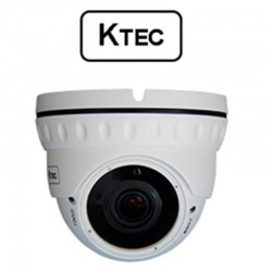 KTEC IP-200 1080P full HD 2MP 2.9 ip dome camera